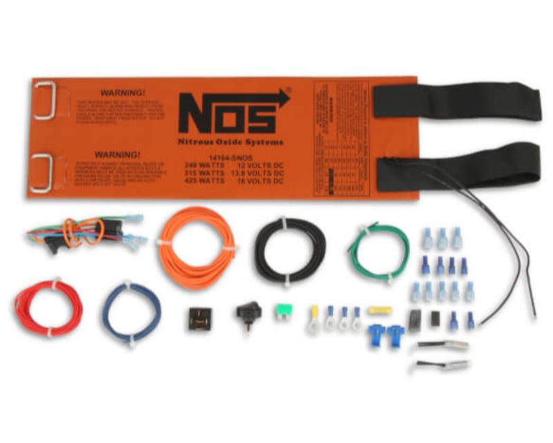 NOS 14164NOS/Nitrous Oxide System HEATER, 10 LB. BOTTLE