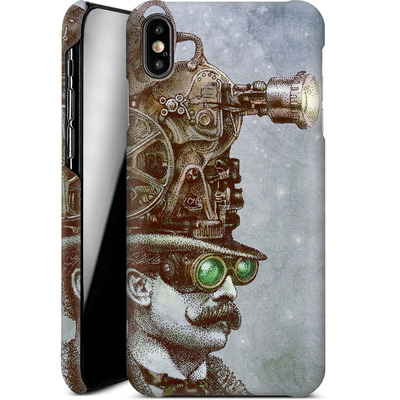 Apple iPhone XS Max Smartphone Huelle - The Projectionist von Eric Fan