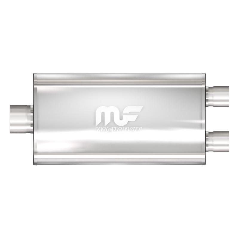 MagnaFlow 14594 Exhaust Products Universal Performance Muffler - 4/3
