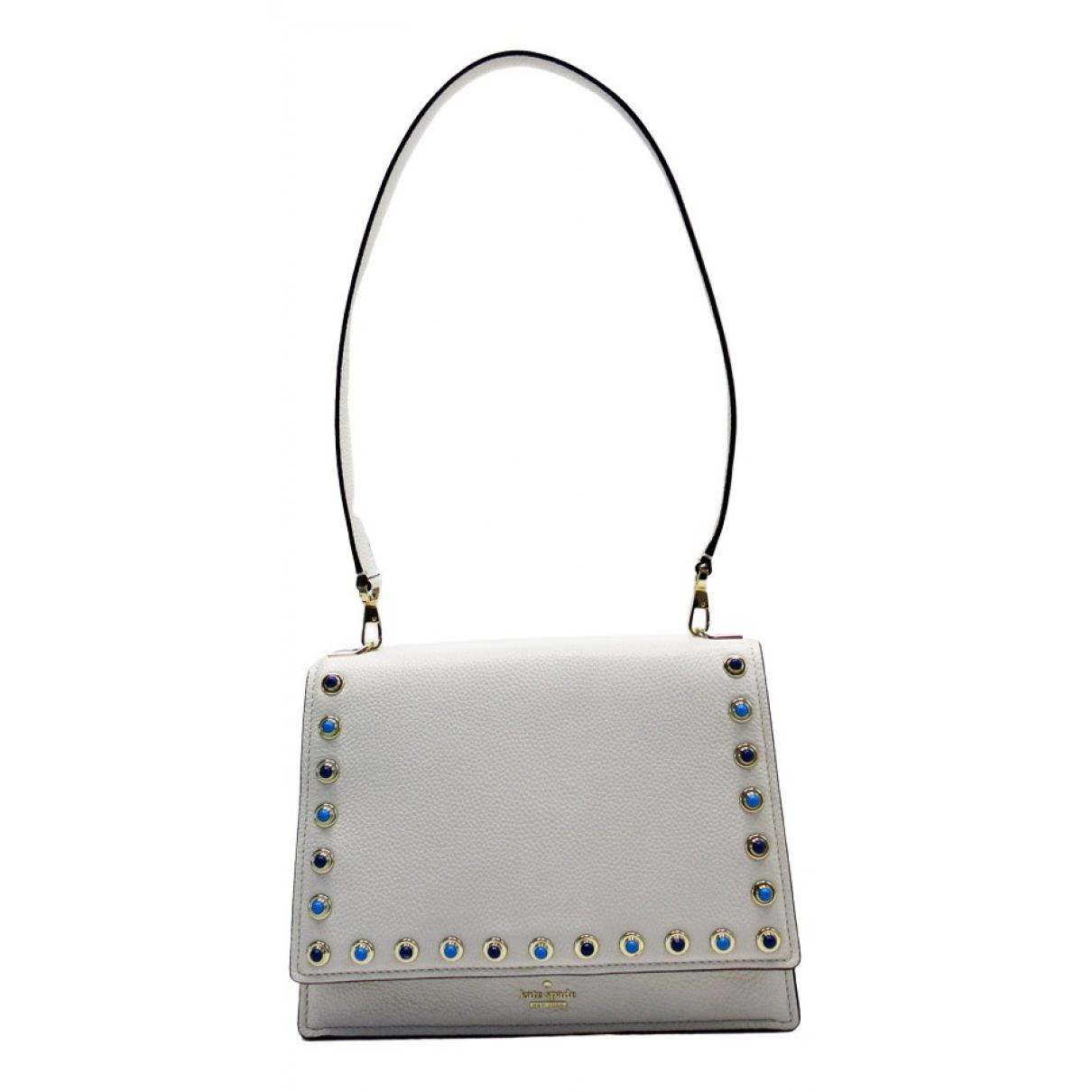 Kate Spade \N White Leather handbag for Women \N