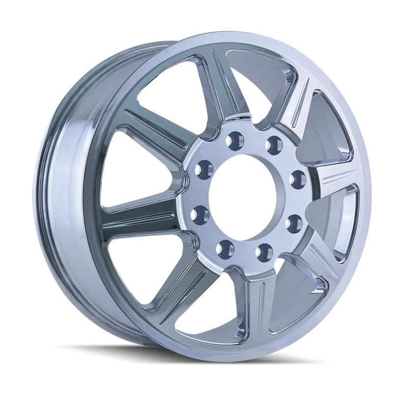 Mayhem Monstir 8101 Inner Chrome 20x8.25 8x165.1 127mm 121.3mm Wheel