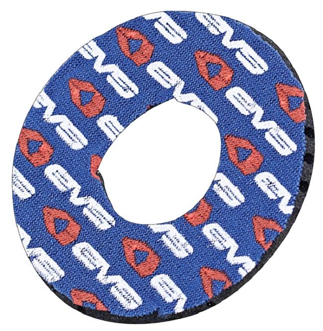 EVS GD-BU Blue Grip Donuts