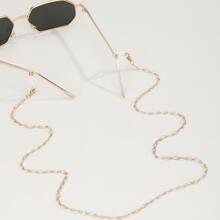 Men Minimalist Glasses Chain