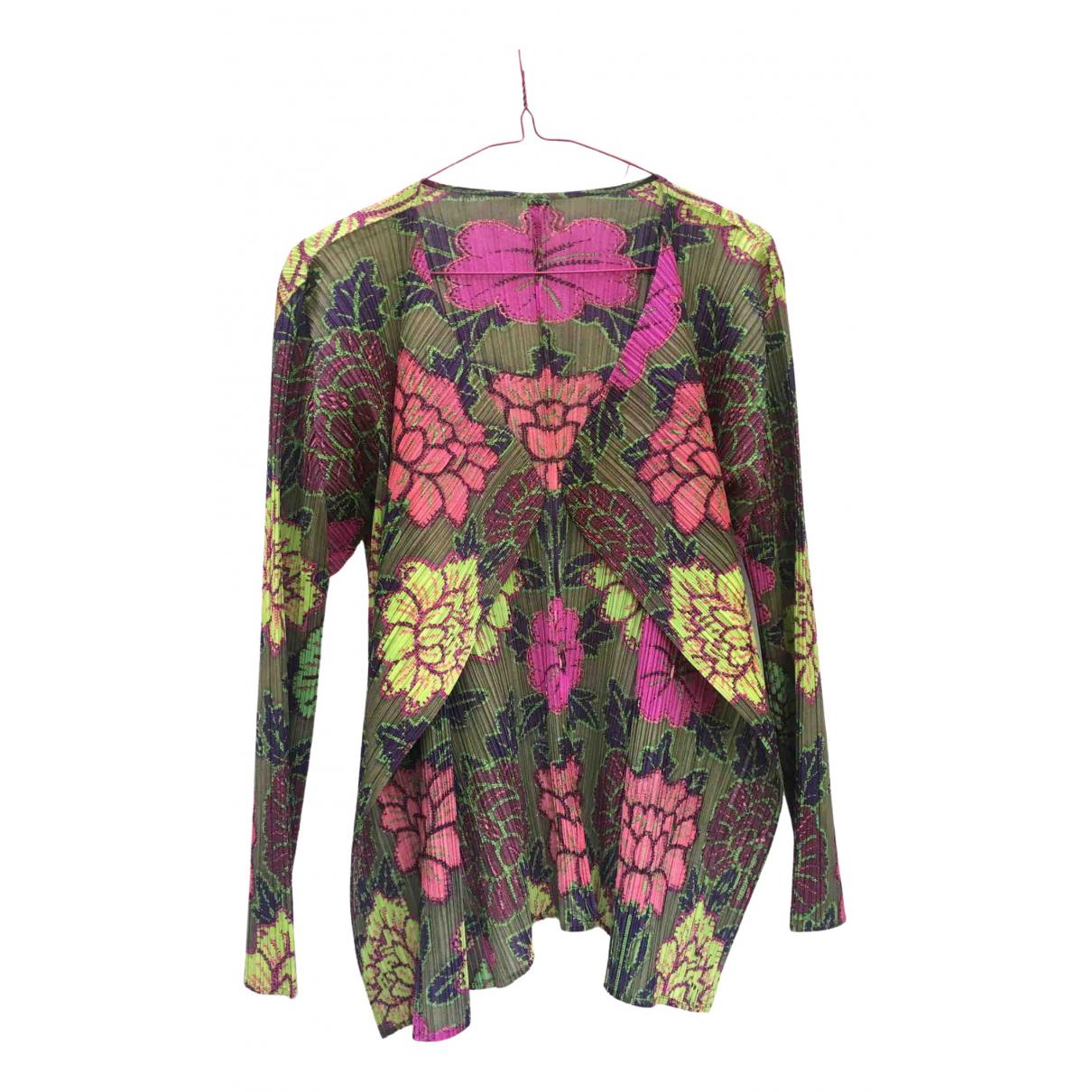 Pleats Please \N Multicolour jacket for Women 40 FR