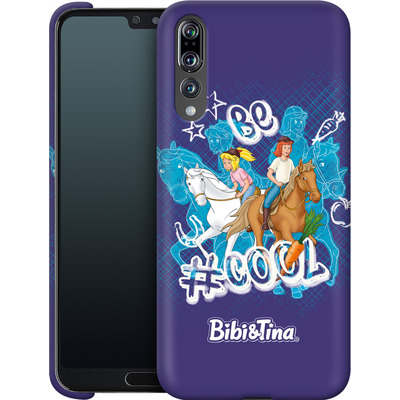 Huawei P20 Pro Smartphone Huelle - Bibi und Tina Be Cool von Bibi & Tina