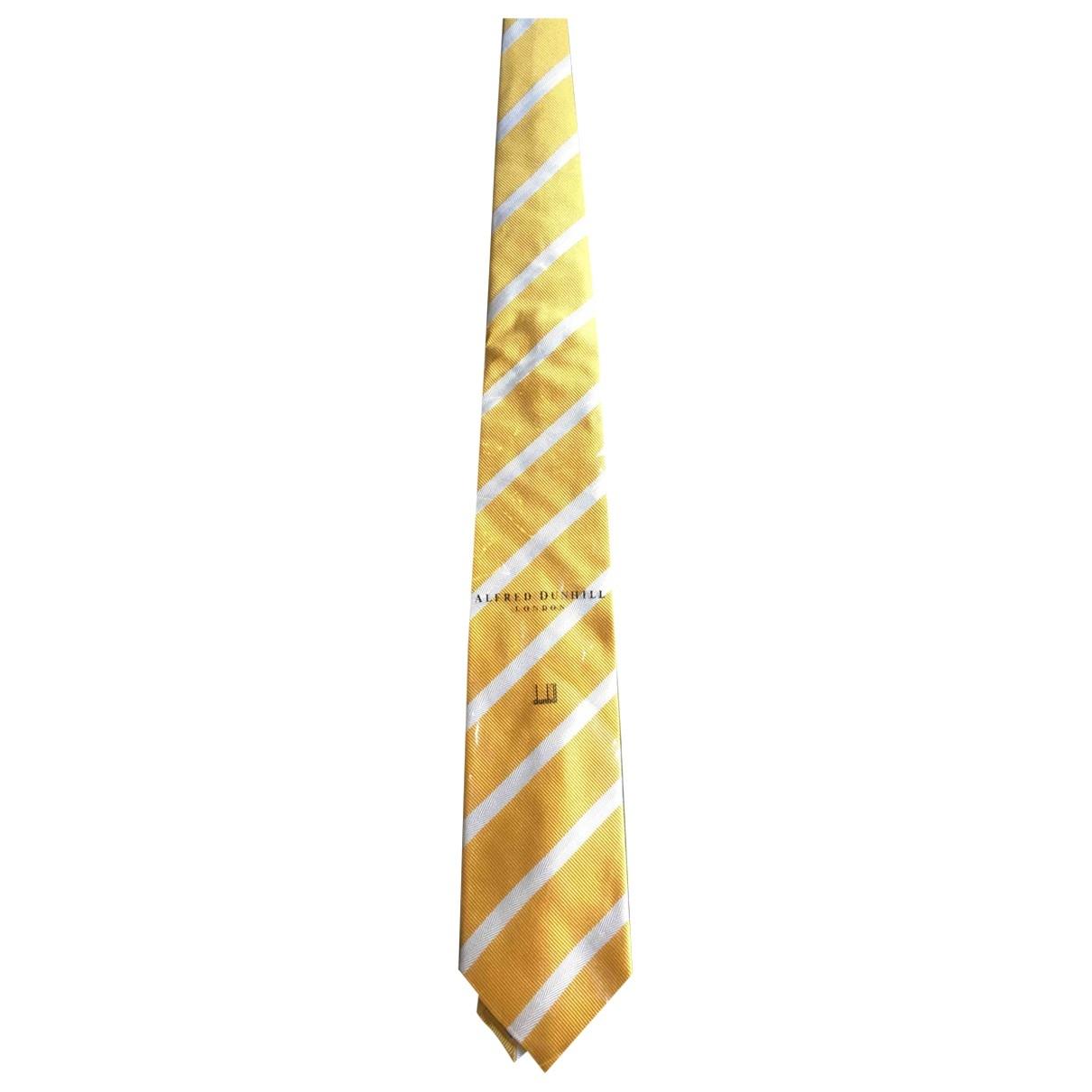 Alfred Dunhill - Cravates   pour homme en soie