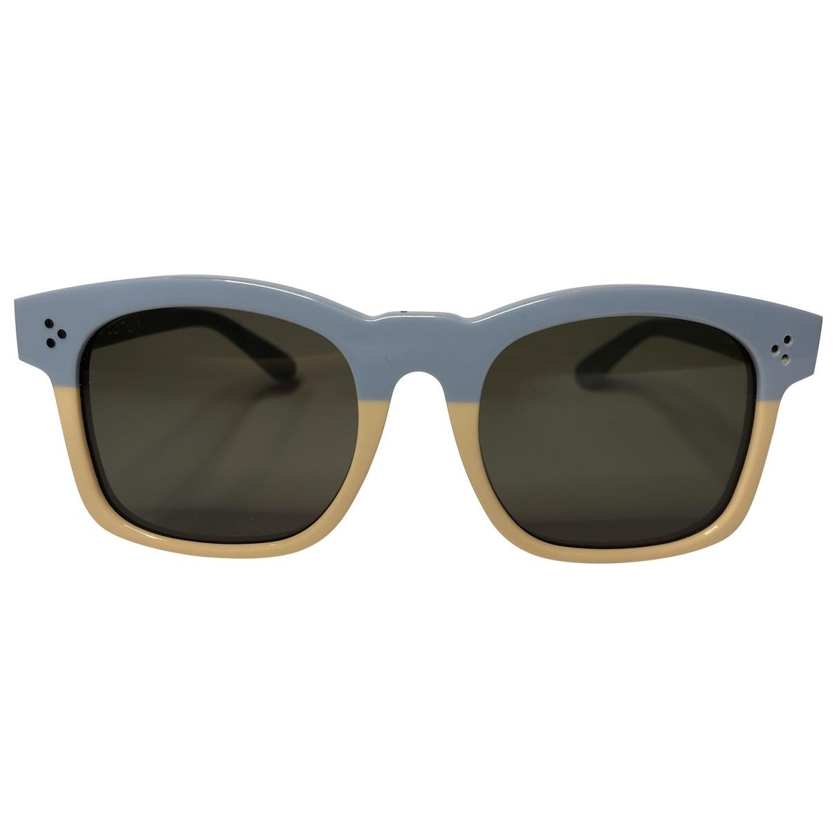 Wildfox \N Blue Sunglasses for Men \N
