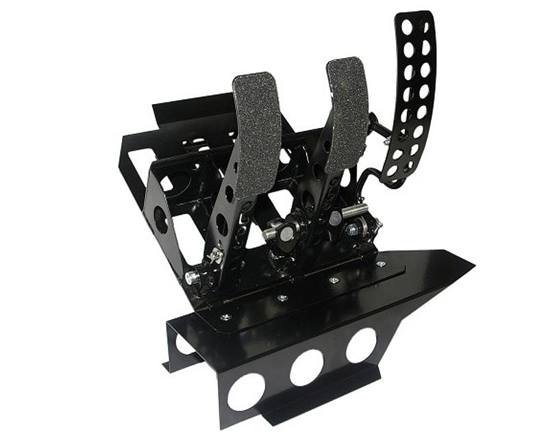 obp Motorsport OBPBMWL002 Track-Pro Left Hand Drive Hydraulic Clutch Pedal Box BMW 323i E36 92-98
