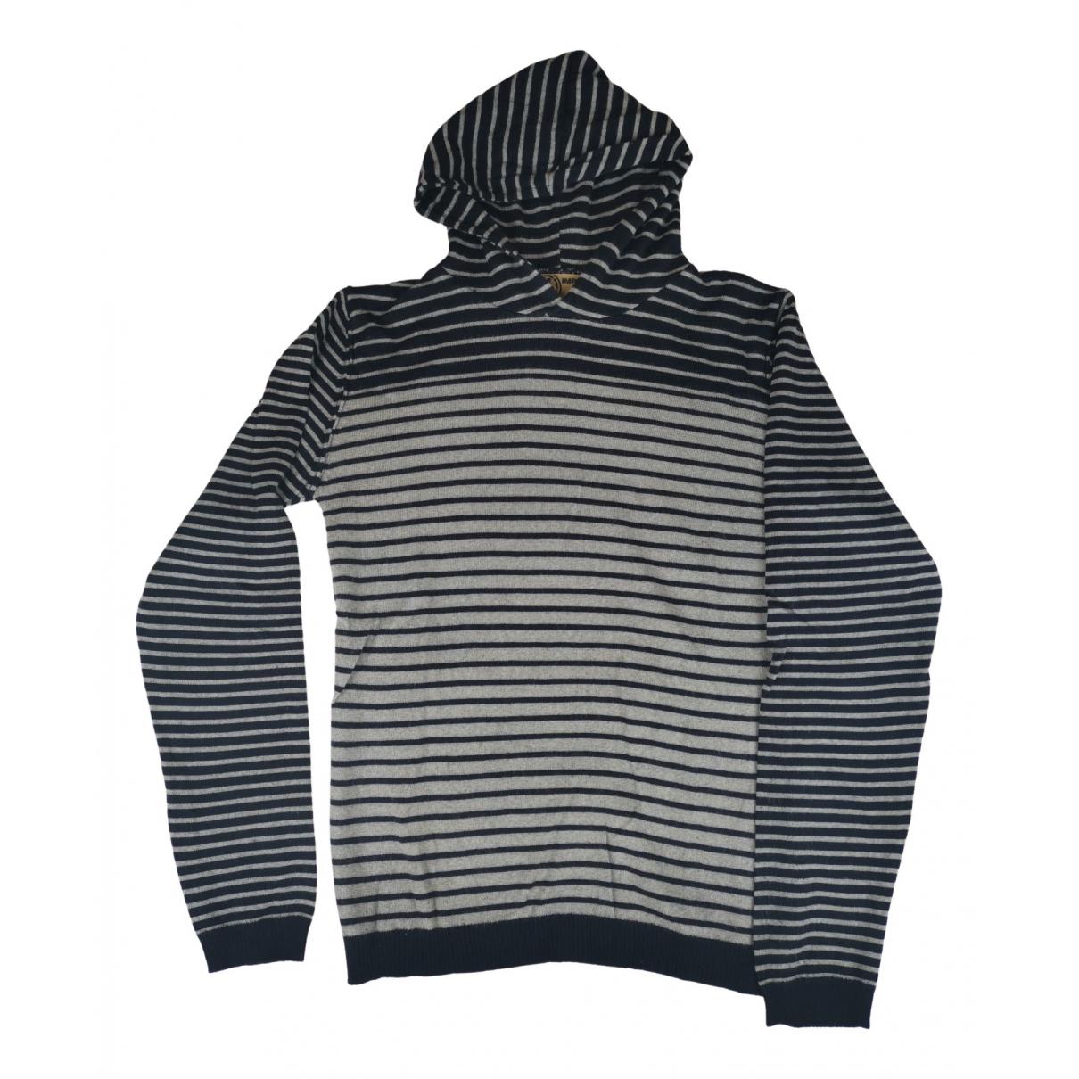 Imperial \N Pullover.Westen.Sweatshirts  in  Grau Wolle