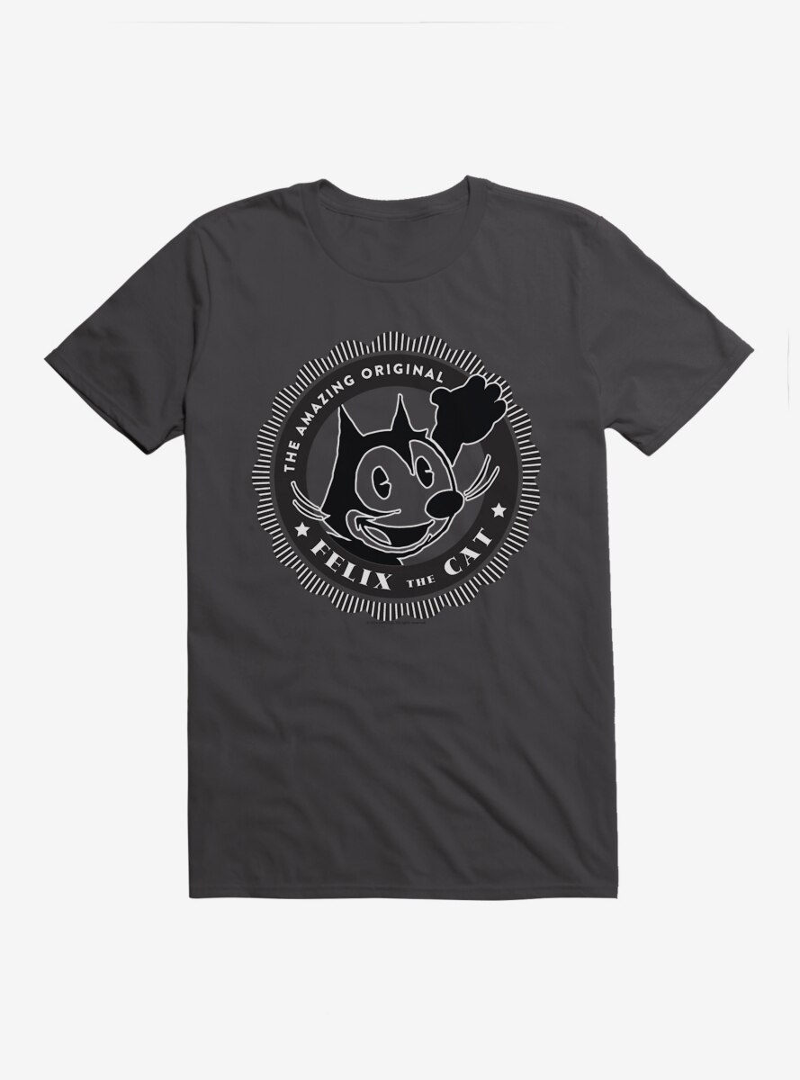 Felix The Cat Original Logo T-Shirt