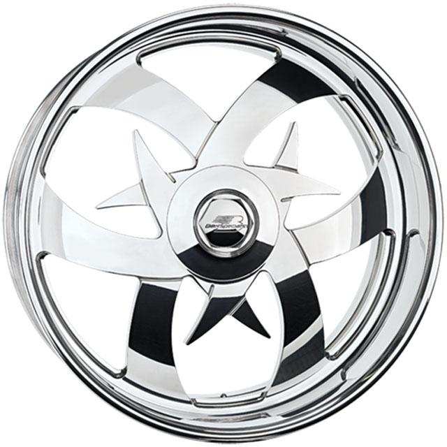 Billet Specialties GS51249Custom GS51 Wheel 24x9