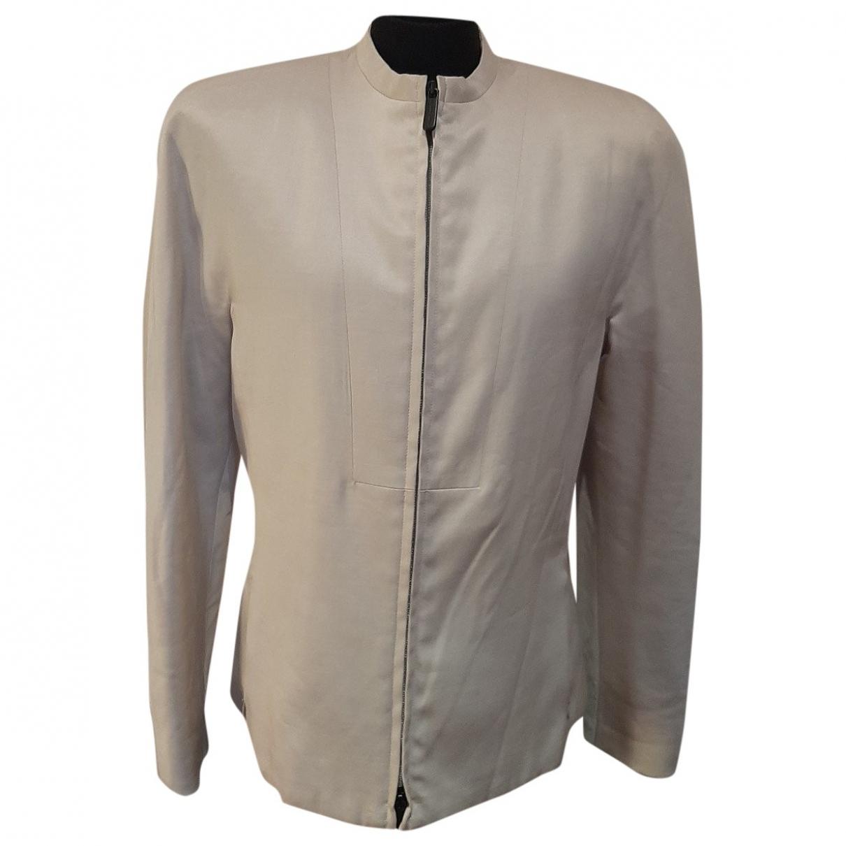 Giorgio Armani \N Wool jacket for Women 42 IT