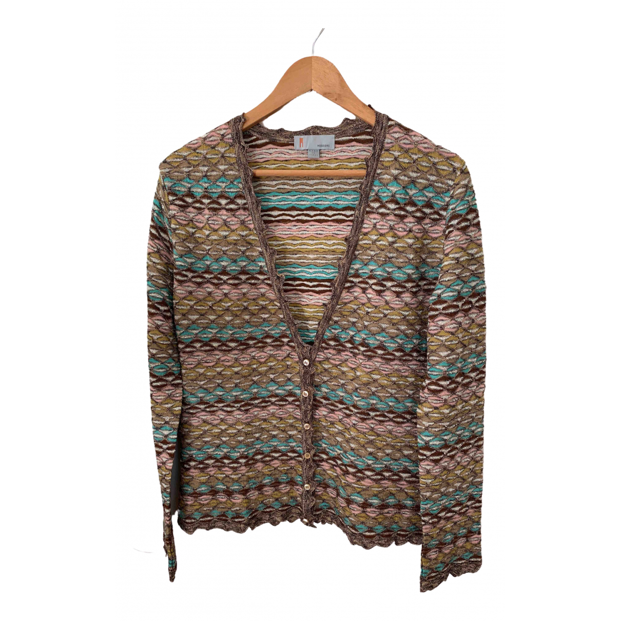M Missoni \N Multicolour Wool Knitwear for Women 46 IT