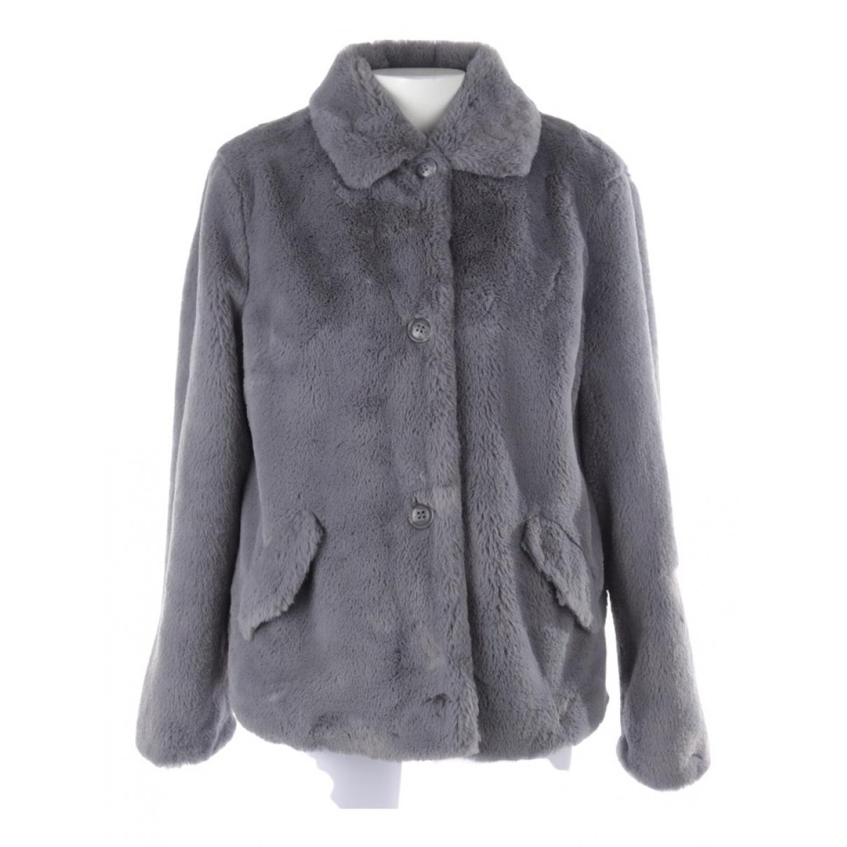 Autre Marque \N Grey jacket for Women XL International