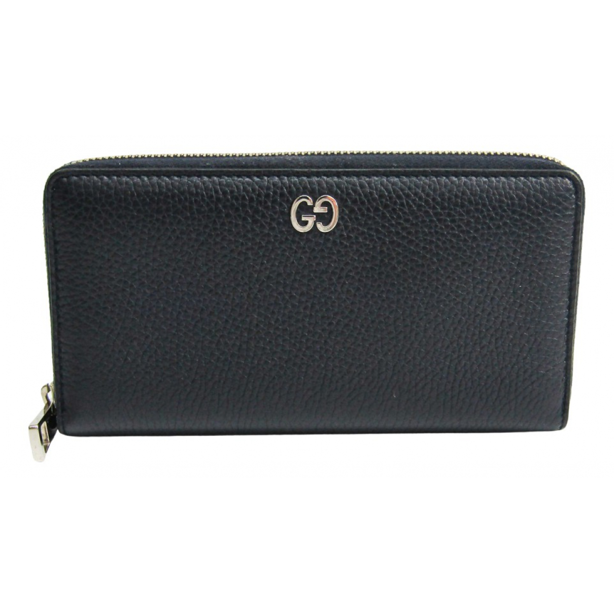 Gucci N Navy Leather wallet for Women N