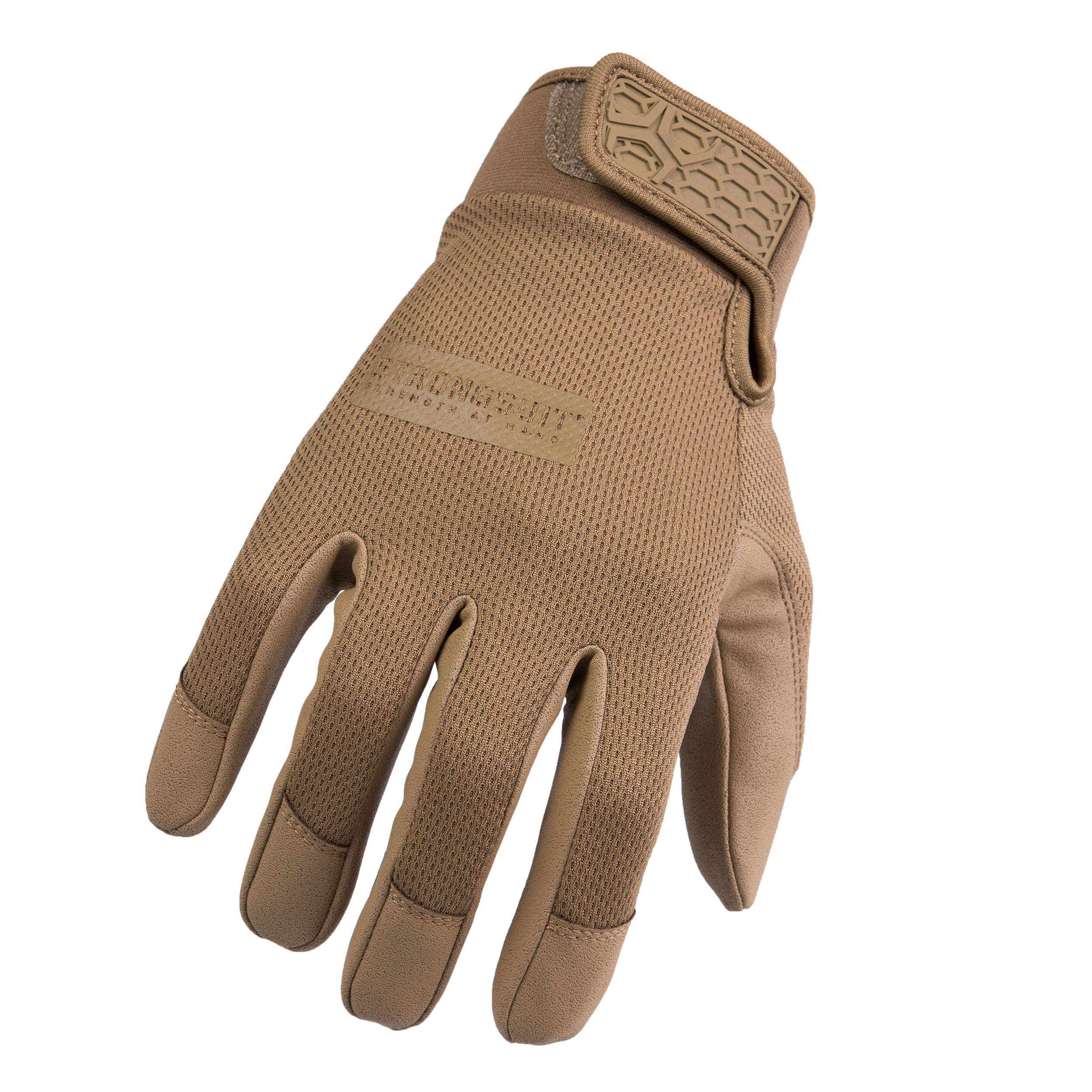 Second Skin Gloves, Coyote, Extra