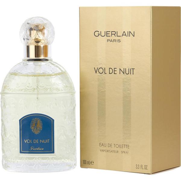 Guerlain - Vol De Nuit : Eau de Toilette Spray 3.4 Oz / 100 ml