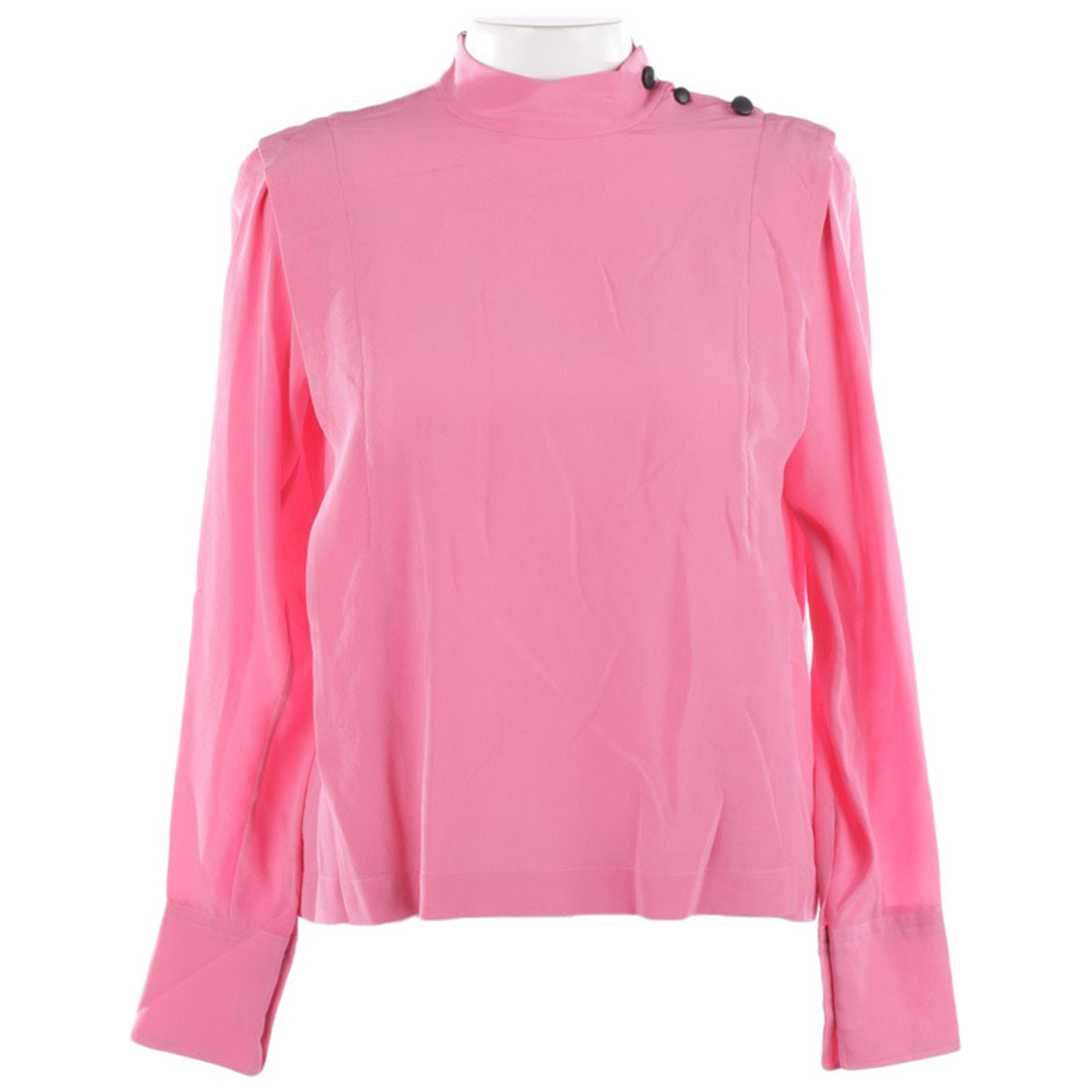 Isabel Marant \N Red Silk  top for Women 34 FR