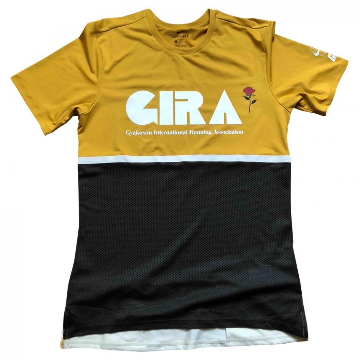 Nike Gyakusou \N Grey T-shirts for Men S International