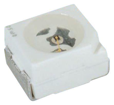 Vishay VEMT3700F-GS08 , 120 ° IR Phototransistor, Surface Mount 2-Pin PLCC package (10)