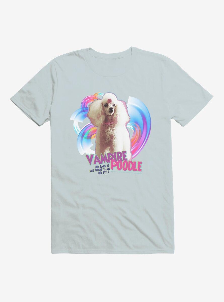 Goosebumps Vampire Poodle T-Shirt