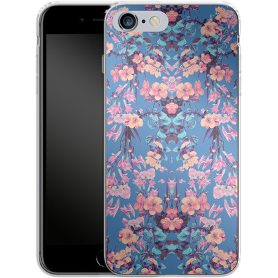 Apple iPhone 6 Plus Silikon Handyhuelle - Ornamental Love von Zala Farah