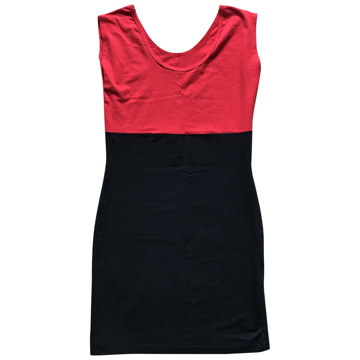 American Apparel \N Kleid in  Bunt Baumwolle
