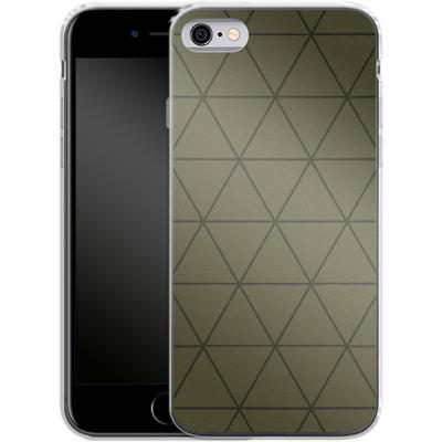 Apple iPhone 6 Silikon Handyhuelle - Moss von caseable Designs