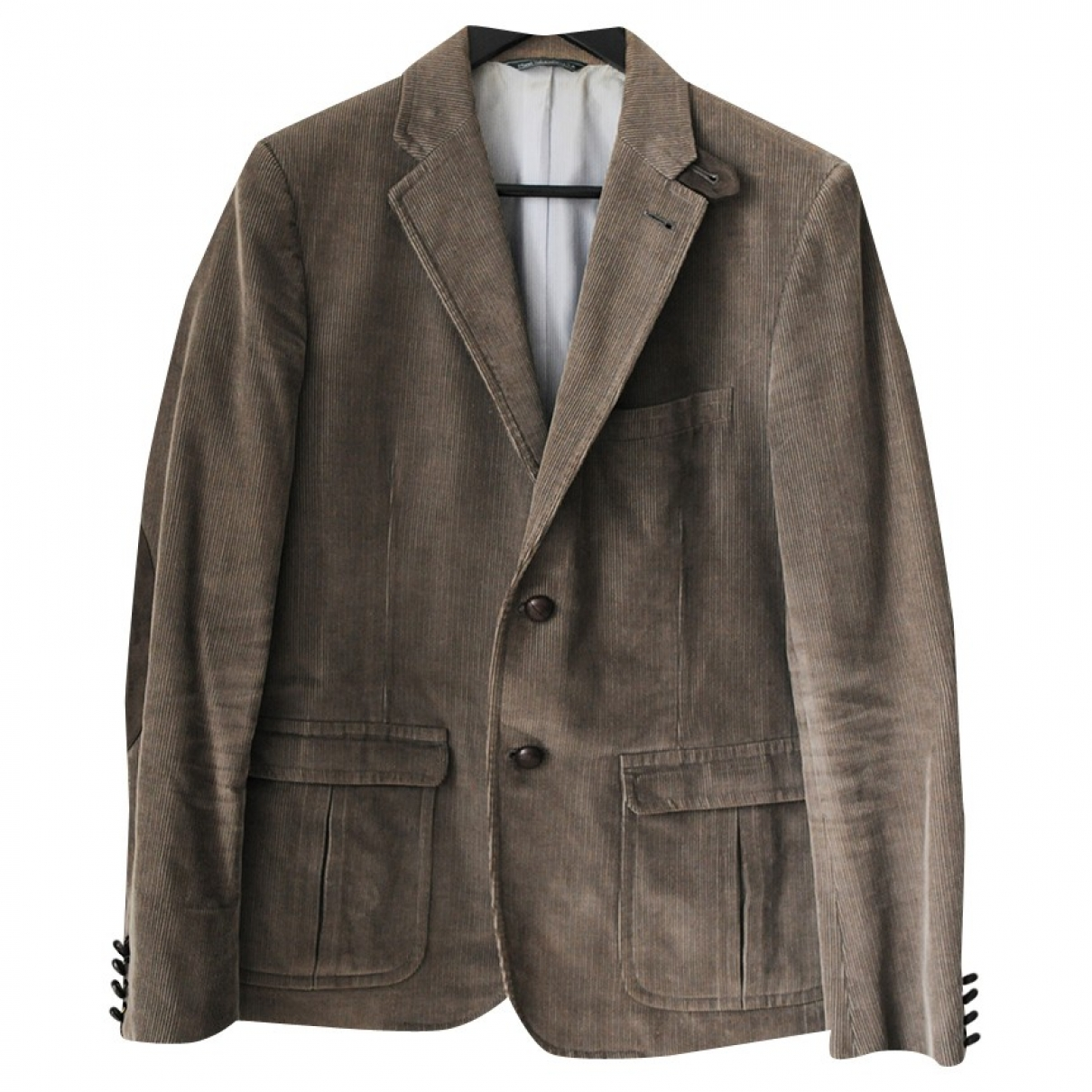 Band Of Outsiders \N Brown Cotton jacket  for Men M International