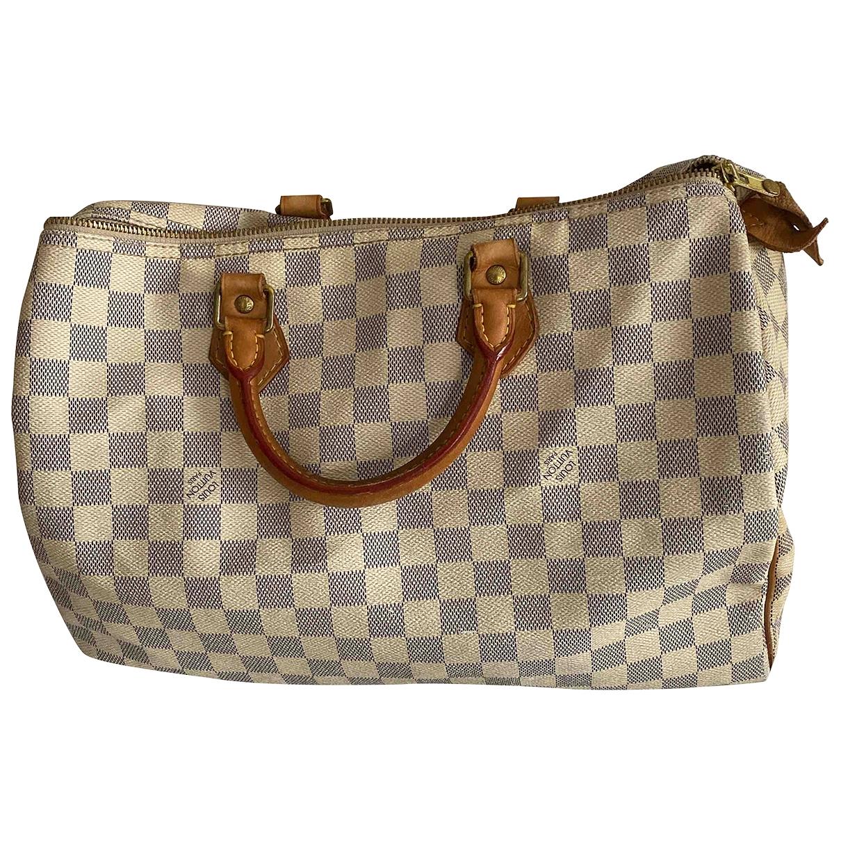 Louis Vuitton Speedy Cloth handbag for Women \N