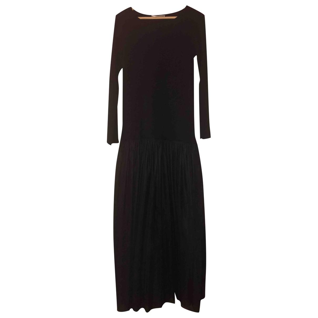 Maxi vestido de Lana Jucca
