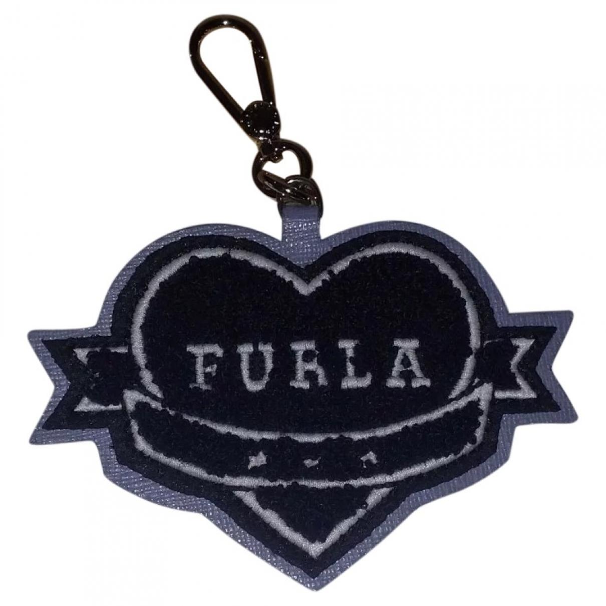 Furla - Petite maroquinerie   pour femme en cuir - noir