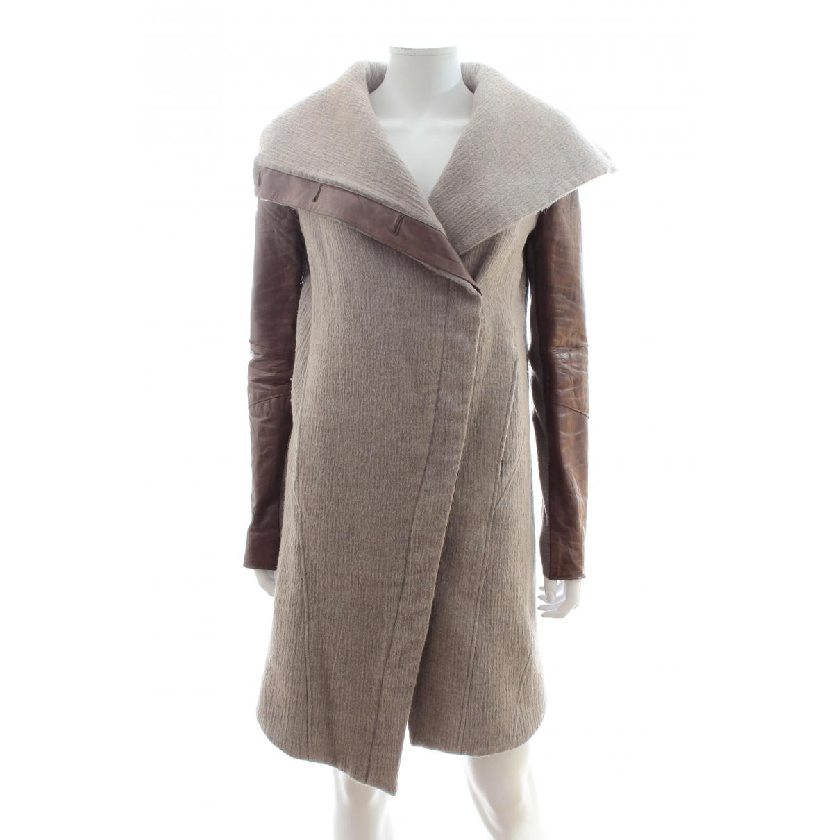 Helmut Lang - Veste   pour femme en laine - multicolore