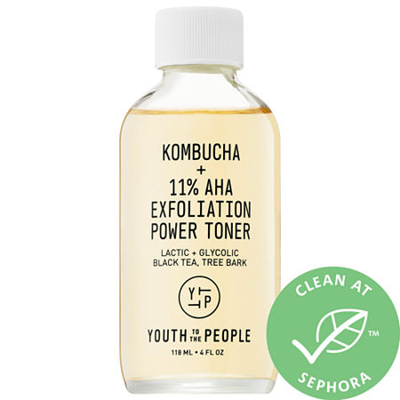 Youth To The People Kombucha + 11% AHA Exfoliation Power Toner, One Size , No Color Family