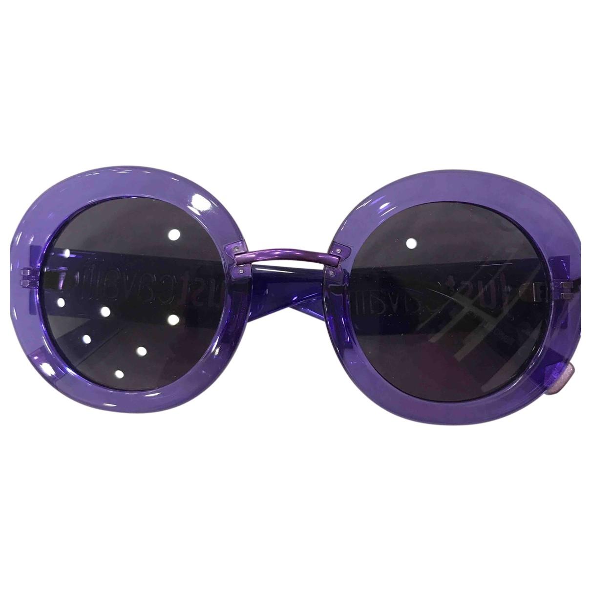 Just Cavalli \N Purple Sunglasses for Women \N