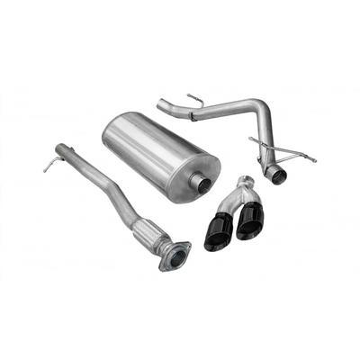 Corsa Cat-Back Exhaust - 14904BLK
