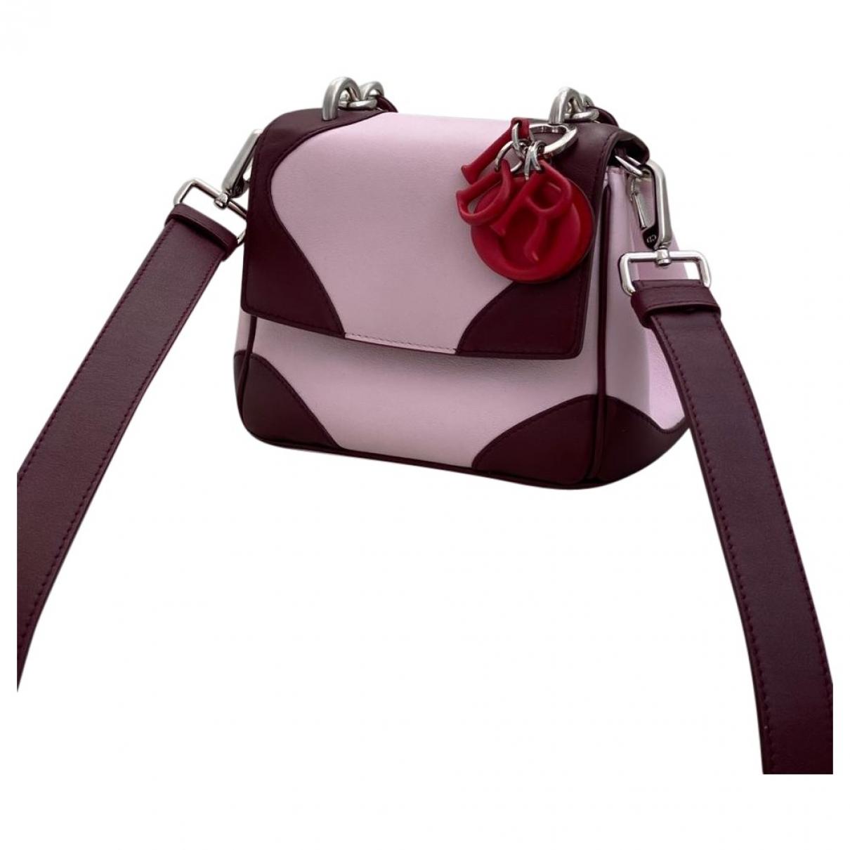 Dior Be Dior Pink Leather handbag for Women \N