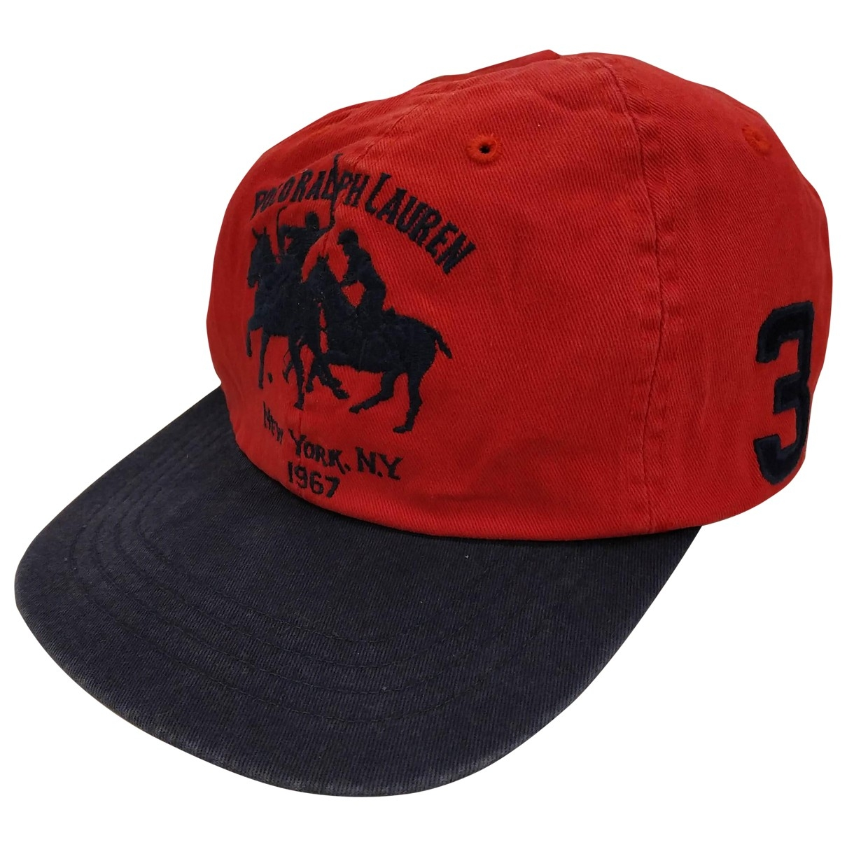 Polo Ralph Lauren \N Red Cloth hat & pull on hat for Men L International