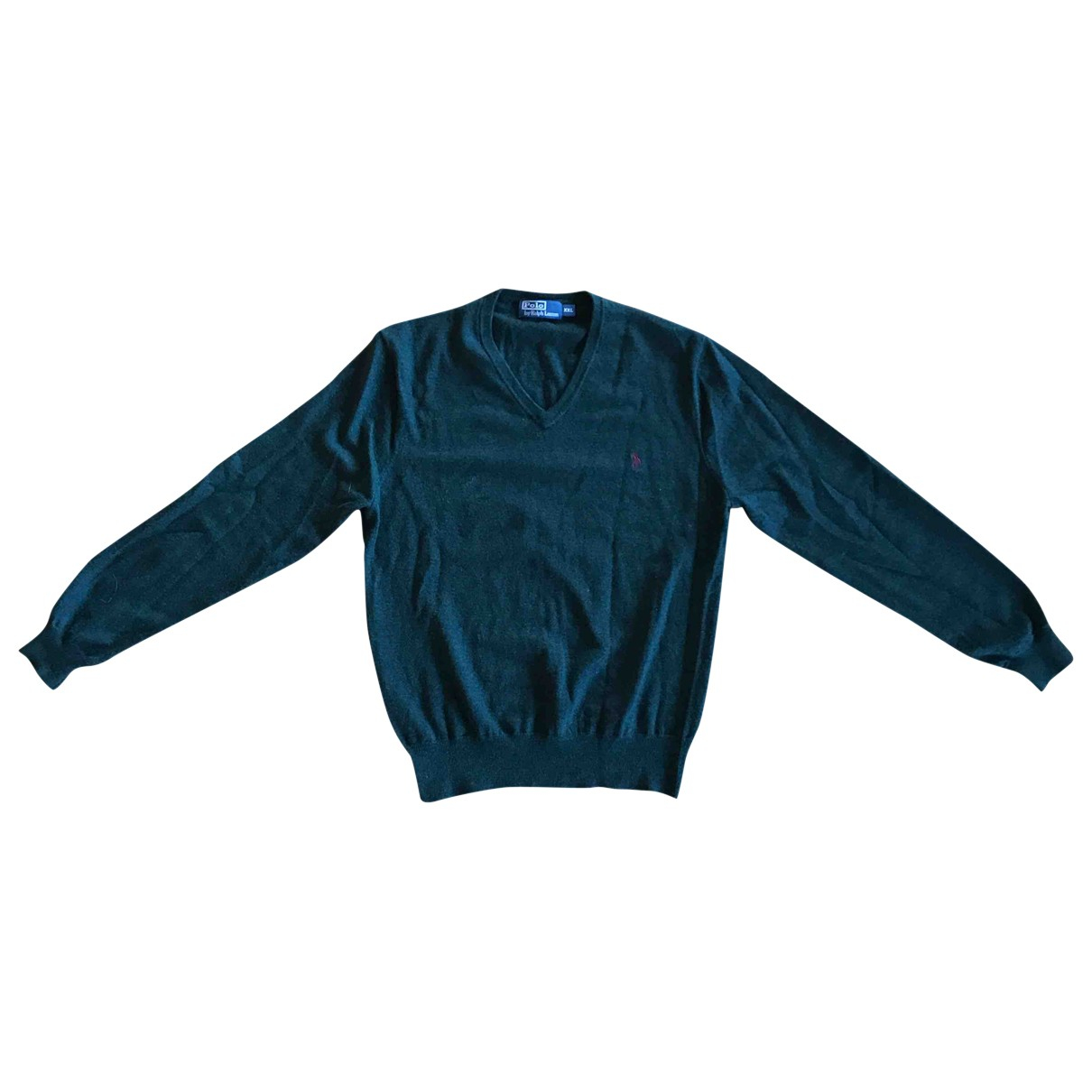 Polo Ralph Lauren N Green Cotton Knitwear for Women XXL International