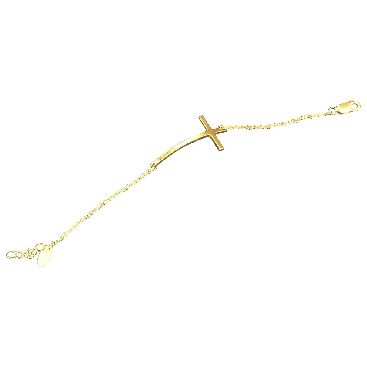 Rita & Zia \N Armband in  Gold Metall