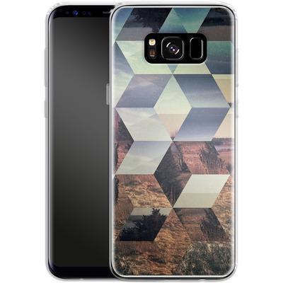 Samsung Galaxy S8 Silikon Handyhuelle - Syylvya Rrkk von Spires