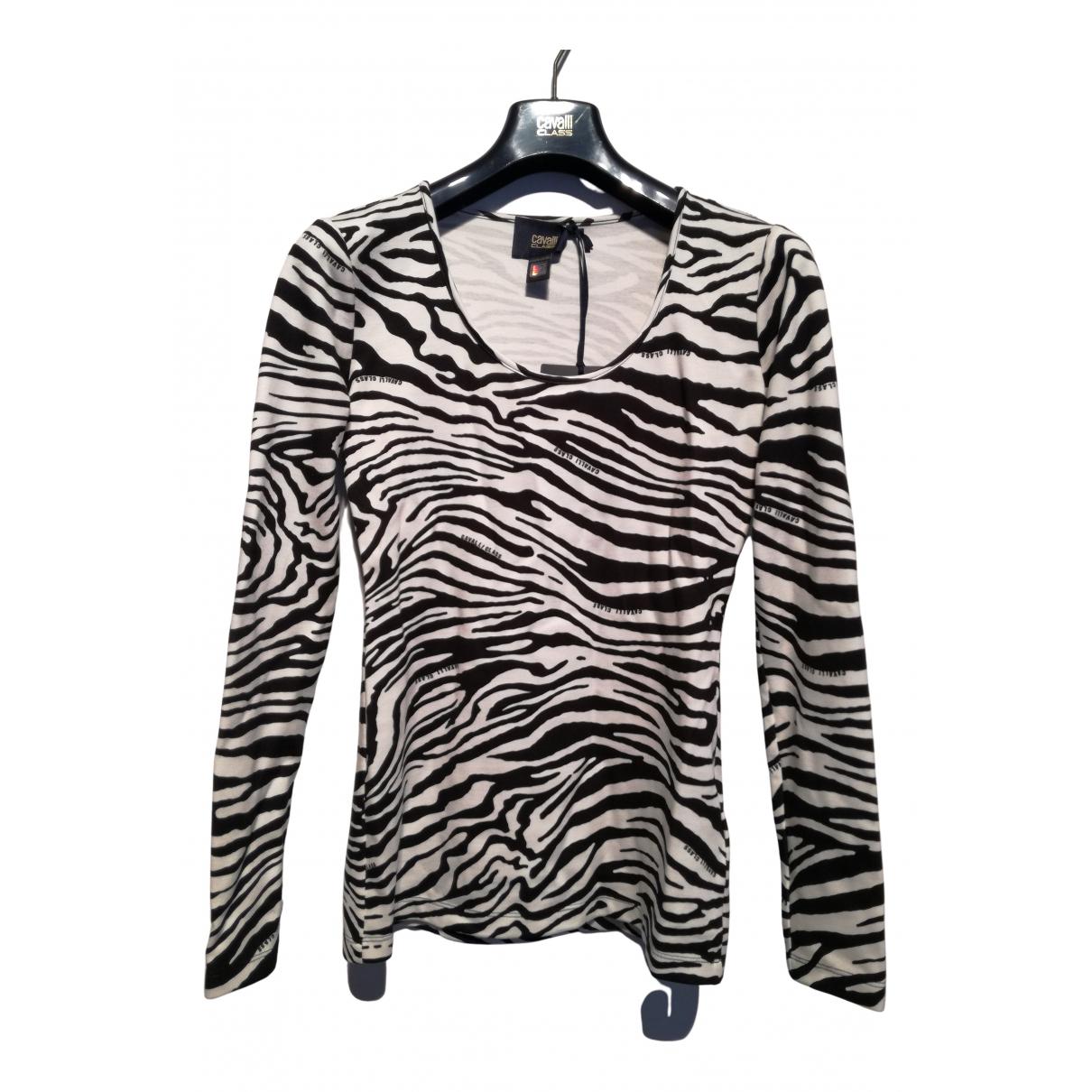 Roberto Cavalli N Multicolour Cotton  top for Women XS International