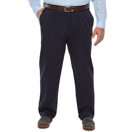 The Foundry Big & Tall Supply Co.-Big and Tall Mens Original Fit, 46 34, Blue