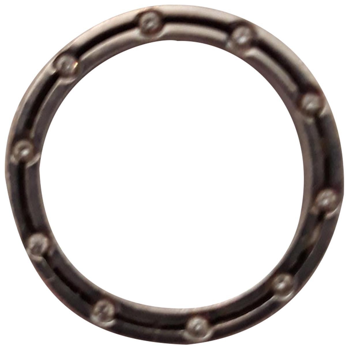 Damiani \N Silver White gold ring for Women \N