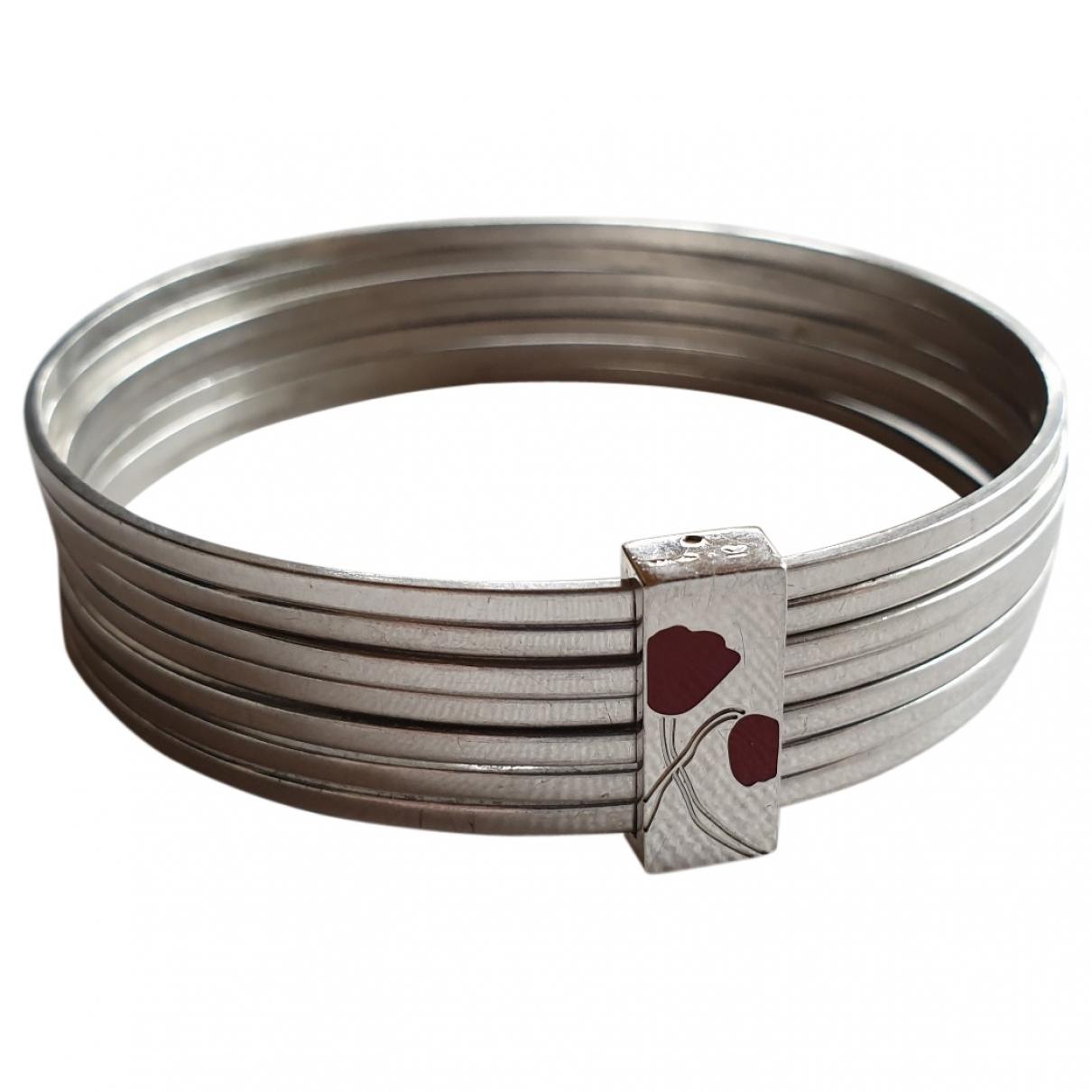 Kenzo - Bracelet   pour femme en argent - argente