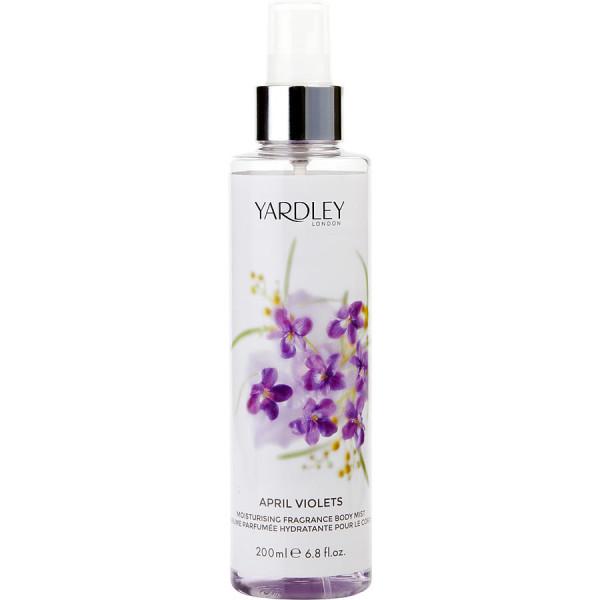 April Violets - Yardley London Bruma corporal 200 ml