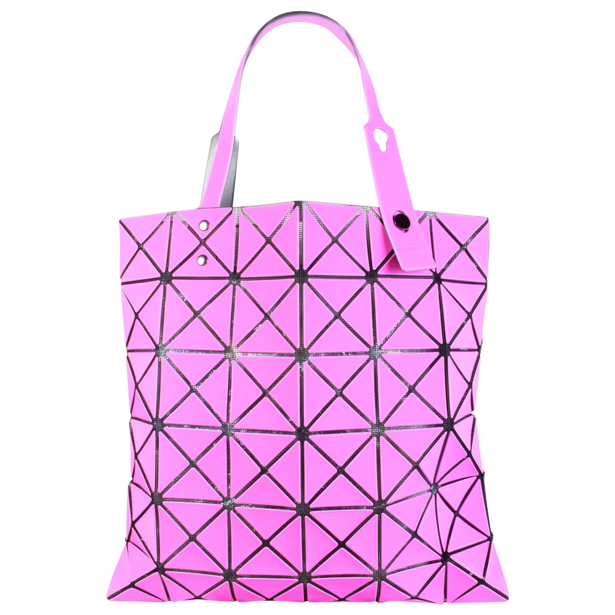 Issey Miyake \N Handtasche in  Rosa Synthetik