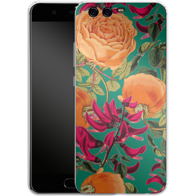 Huawei P10 Silikon Handyhuelle - Sweet Spring von Zala Farah