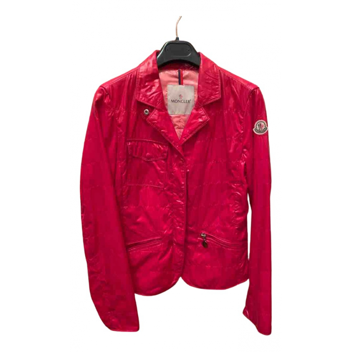 Moncler N Pink jacket & coat for Kids 14 years - S FR