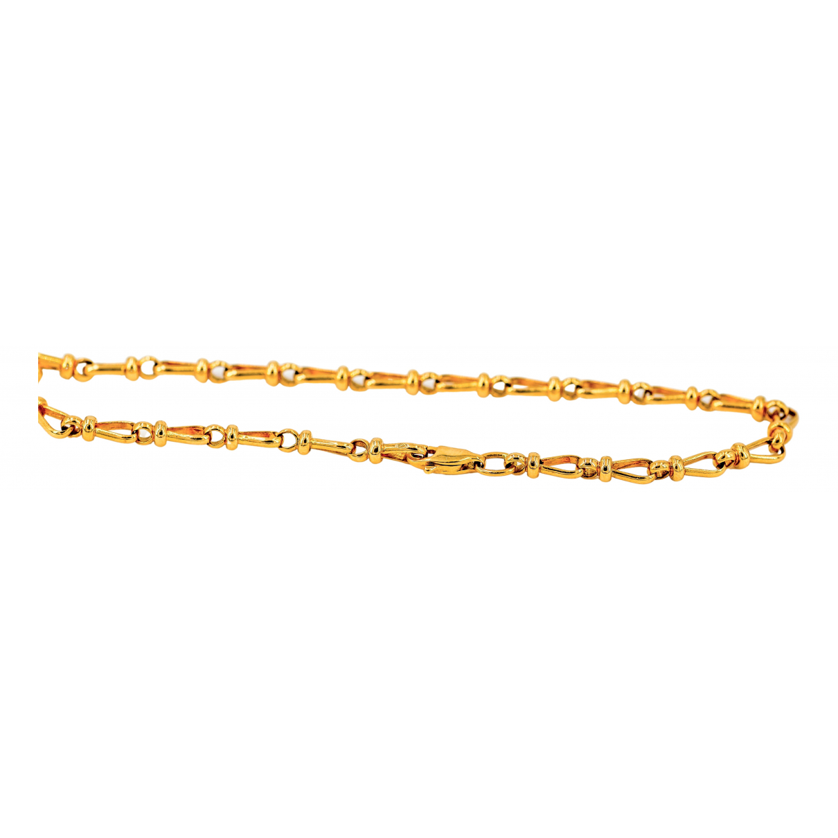 Autre Marque \N Gold Yellow gold bracelet for Women \N